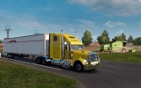 American Truck Simulator - Peterbilt 579 Customization (pre-release beta)