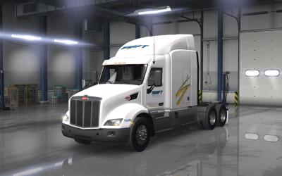 Ats Skins Mod American Truck Simulator