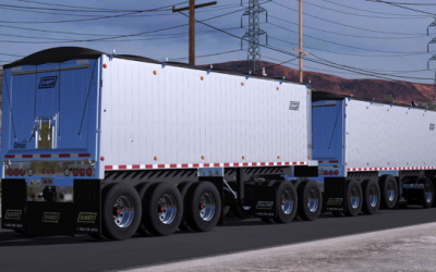 ATS mods download | American Truck Simulator mods -